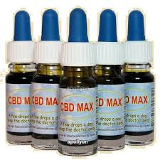 CBD Max Oil plus CBDa 50ml