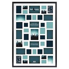 mcs townsend collage frame black 27