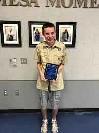 Mesa Moments Adam Sullivan – Mesa Union School District