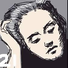 Adele! | Drawings, Draw something, Adele