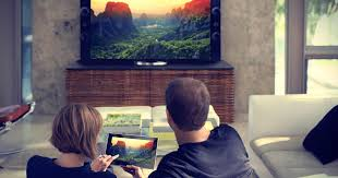 mirror your smartphone or tablet on your tv