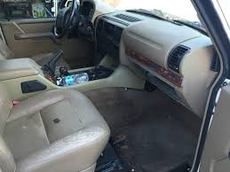 1997 land rover discovery interior