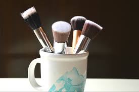 my top four foundation brushes