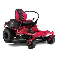 troy bilt 46 zero turn radius mower