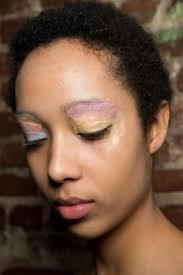 watercolor eye shadow is the dreamiest