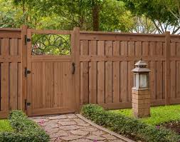 decorative garden gates made out of