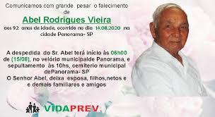 Abel Rodrigues Vieira |