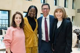 Harper's BAZAAR Publisher and Alumna Carol Smith Shares Industry Insights  in NYC - GW Alumni News
