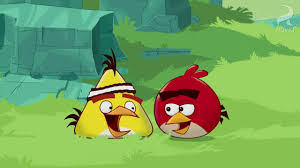 Angry Birds Toons - Chuck Time on Vimeo