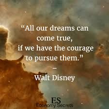 walt disney quotes that will make you pursue success
