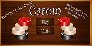 carom unity game source code by