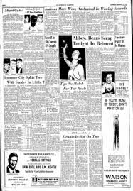 The Gastonia Gazette from Gastonia, North Carolina on December 7, 1957 ·  Page 4