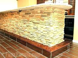 faux wall panels faux stone interior