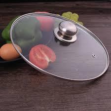 universal cooking pan lids