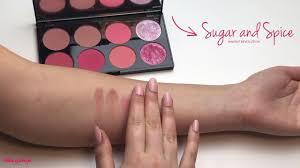 sugar and e makeup revolution