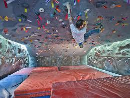outdoor or indoor rock climbing in nyc