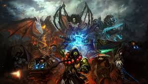 192 heroes of the storm hd wallpapers