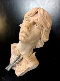 Original Star Wars Luke Skywalker sculpture art by Sandy Collora-- Super  Sculpey | #1842902772