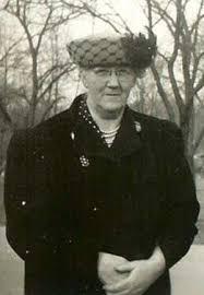 Hilda Cecilia (Peterson) Howland (1878-1970)   WikiTree FREE Family Tree