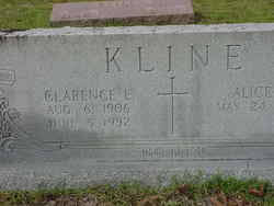 "Alice E ""Polly"" Bailey Kline (1921-2011) - Find A Grave Memorial"