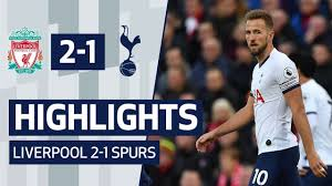 HIGHLIGHTS | LIVERPOOL 2-1 SPURS - YouTube