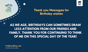 best thank you messages for birthday wishes thebrandboy