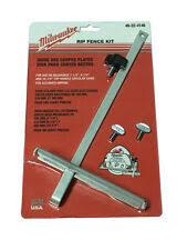 Milwaukee Rip Fence Kit Model 49 22 4146 For Sale Online Ebay