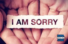 kata bijak minta maaf bahasa inggris apology quotes terbaru maret