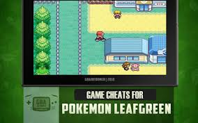 Cheats for Pokemon Leaf Green Version for Android - APK Download