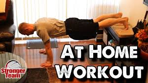 at home workout for basketball you