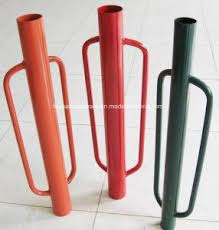 China Spraying Powder Coated Manual Fence Post Driver Manufacturer China Post Driver And Powder Coated Post Driver Price