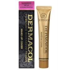 dermacol makeup cover foundation full