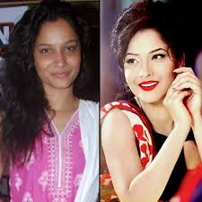 indian television actresses without makeup