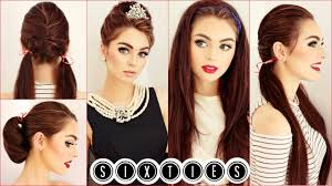 60s hairstyles for vine