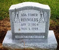 REYNOLDS, ADA - Ashley County, Arkansas   ADA REYNOLDS - Arkansas  Gravestone Photos