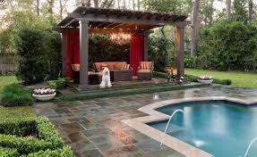 pool shade ideas for pergolas pool