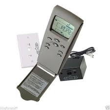 hand held thermostat remote control