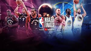Raptors, Warriors set for historic matchup in 2019 NBA Finals presented by  YouTube TV