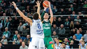 Aaron White dunks 3 times in Zalgiris win! - YouTube