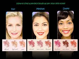 makeup for pale warm skin tone