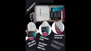 get free of cost lakme makeup kit