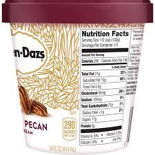 haagen dazs er pecan ice cream 14