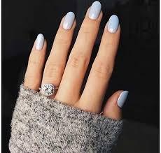 11 short oval nails nail art designs 2020