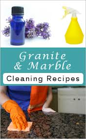 remove sns from marble granite