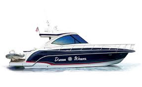 Custom Boat Lettering Decals Graphics Signs Com