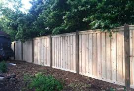 Smithfield Nc Wood Fence Contractor Goldsboro And Raleigh Area S