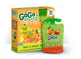 why i pack healthy gogo squeez snacks
