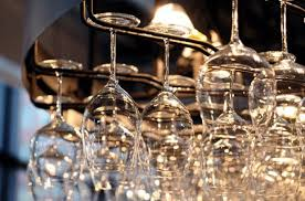 how can i prevent cloudy wine glasses