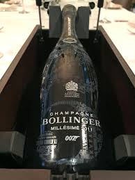 bollinger chagne is the perfect gift