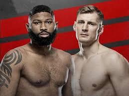 Волков – Блейдс, UFC Fight Night, дата боя, прямая трансляция ...